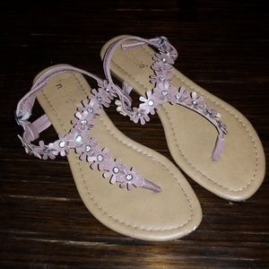 **New** Nicole flower sandals